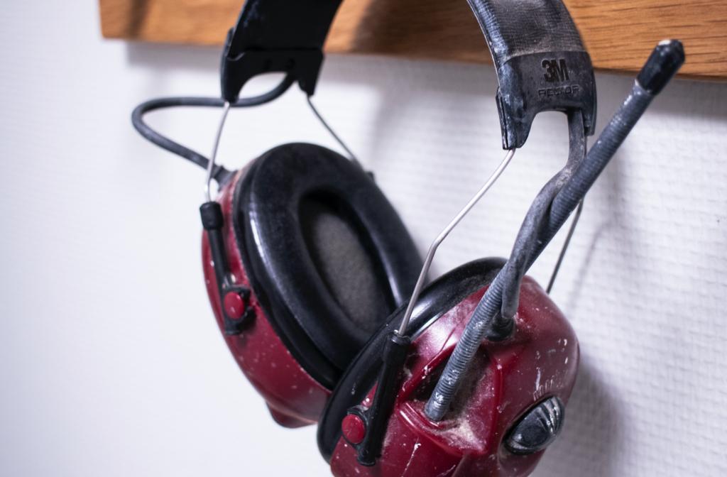Buller och hörselinformation